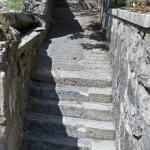 Obnova stepenica koje povezuju Örtelovu ulicu i Novu cestu!
